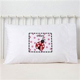 You Choose Girls Personalized Pillowcase - 7672