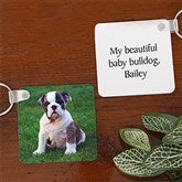 Picture Perfect Paws© Personalized Key Ring - 7780