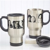 Photo Collage Personalized Travel Mug - 7803