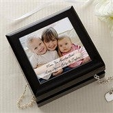 Photo Sentiments Personalized Jewelry Box - 7827