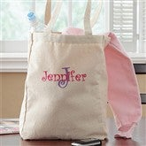 All About Me Embroidered Tote Bag - 7885