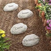 You Name It Small Personalized Garden Stone - 7970-S