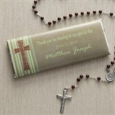 Holy Day Personalized Candy Bar Wrappers - 7971