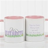 Ears To You Personalized Coffee Mug- 11oz.- Pink - 7976-P