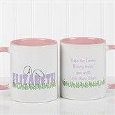 Ears To You Personalized Coffee Mug- 11oz.- Pink - 7976-P