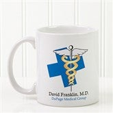 11 Medical Specialties Personalized Coffee Mug 11 oz.- White - 8011-S
