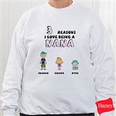 Reasons Why Personalized Adult Sweatshirt - 8159S