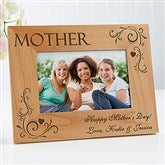 Loving Hearts Personalized Photo Frame - 4x6 - 8240-S