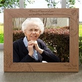 Never Forgotten Personalized Frame- 8x10 - 8247-L