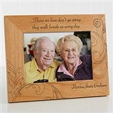 Never Forgotten Personalized Memorial Frame- 5 x 7 - 8247-M