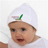 Surfer Dude Infant Cotton Hat - 8278-H