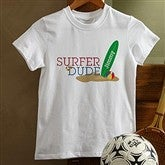Surfer Dude Youth T-Shirt - 8278-YT