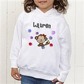 You Choose Toddler Hooded Sweatshirt - 8297-CTHS