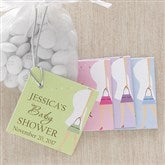 Baby Bump Baby Shower Gift Tags - 8314