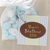 It's A Boy! Baby Shower Party Favor Tag - 8328