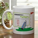 His Favorite Caddies Coffee Mug- 11 oz. - 8396-U