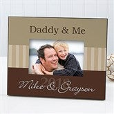 First Father's Day Personalized Frame - 8428
