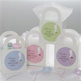 Baby Bump Personalized Gift Stickers - 8449