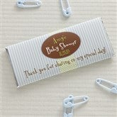 It's A Boy! Personalized Candy Bar Wrappers - 8480