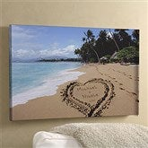 Our Paradise Island© Canvas - 24