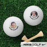 Picture Perfect Personalized Golf Ball Set - Nike Mojo® - 8593-NM
