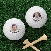 Picture Perfect Personalized Golf Ball Set - Non Branded - 8593-B