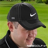 Embroidered Nike Dri-FIT® Black Golf Baseball Cap - 8600