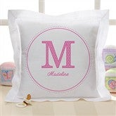 Her Name Linen Keepsake Pillow - 8634-N