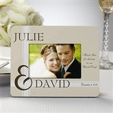 To Love You Personalized Mini Favor Frame - 8692