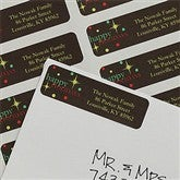 Family Milestones Return Address Labels - 8842