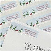 Happy Howlidays Return Address Labels - 8929
