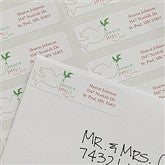 Peace Dove Return Address Labels - 9047