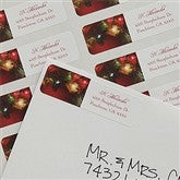 Merry & Bright Return Address Labels - 9062