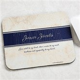 Inspiring Professions Personalized Mouse Pad