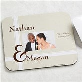 To Love You Personalized Photo Mouse Pad - 9078