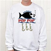 Hooked On You Adult Sweatshirt - 9105S