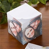 You Picture It Custom Paper Note Cube-1 Photo - 9160-1