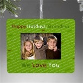 Ornament Frame - 9214