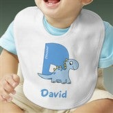 Boy Alphabet Animals© Infant Bib - 9216-B
