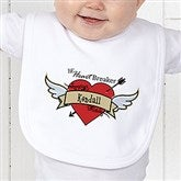 Heartbreaker Personalized Bib - 9388-B
