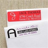 Personally Yours Return Address Labels - 9541
