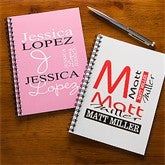 Personally Yours Personalized Mini Notebooks-Set of 2 - 9542