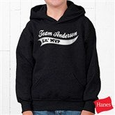 Father & Son Team Personalized Youth Sweatshirt - 9576-YHS