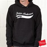 Father & Son Team Personalized Adult Sweatshirt - 9576AS