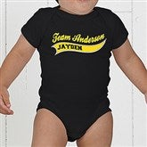 Father & Son Team Personalized Baby Bodysuit - 9576-CBB