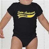 Father & Son Team Personalized Baby Bodysuit - 9576-CBB