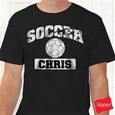 14 Sports Personalized Hanes® Adult T-Shirt - 9580ACT