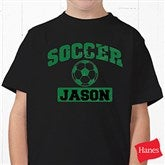 14 Sports Personalized Hanes® Youth T-Shirt - 9580YCT