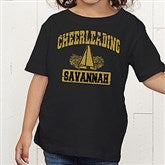 14 Sports Personalized Toddler T-Shirt - 9580-TT