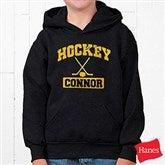 14 Sports Hooded Sweatshirt - Youth - 9582-YHS